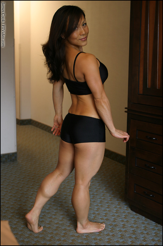 Thick Asian Legs 76