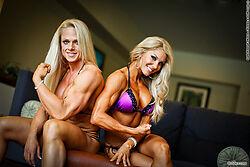 Applied Flexing nude