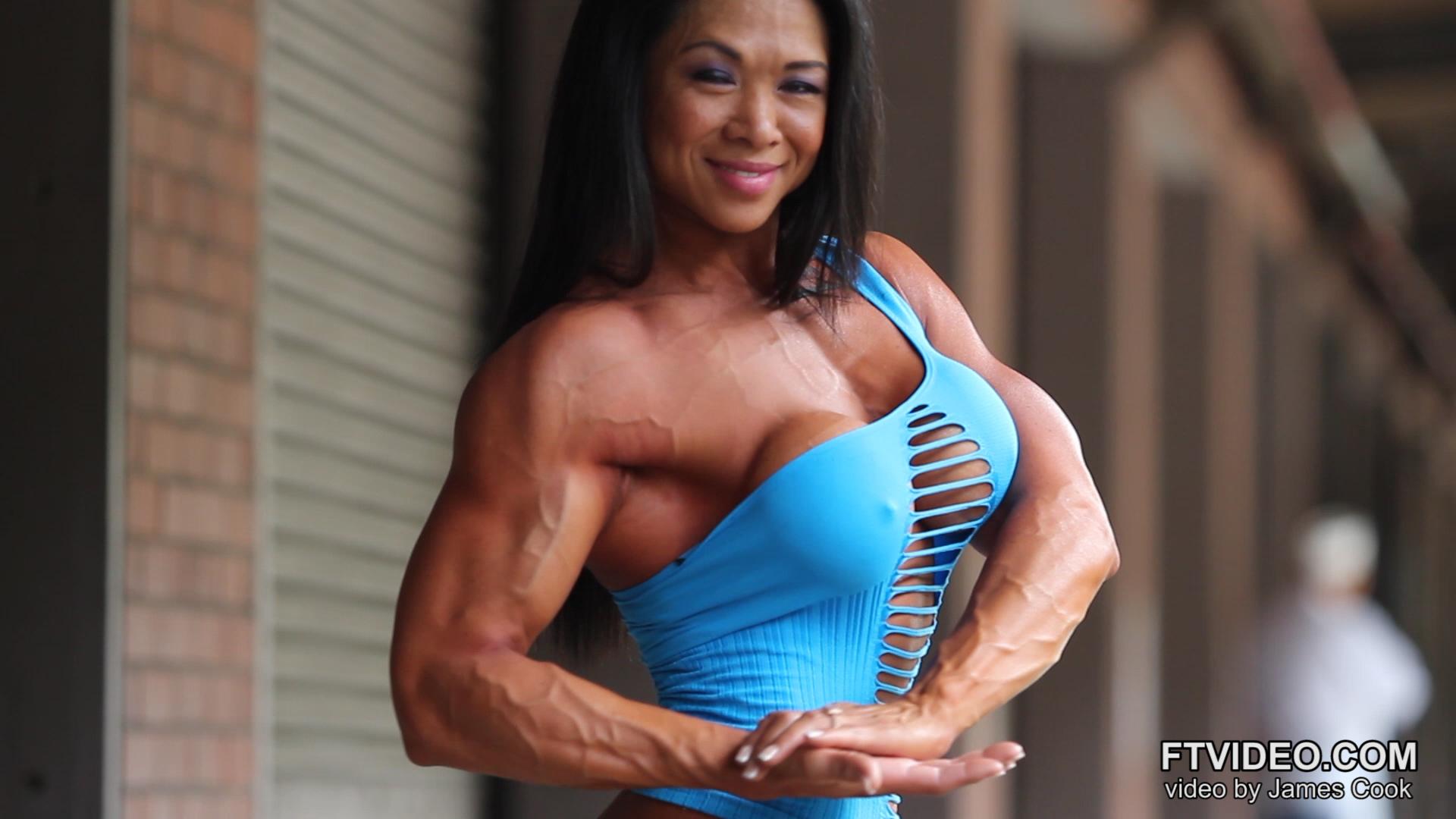 Janet Kaufman Bodybuilder Izlesem Facchin Rx Muscle