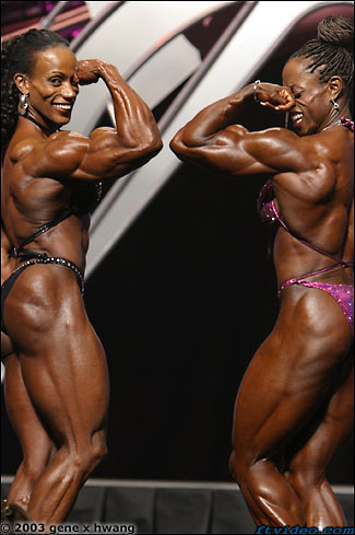 Female Bodybuilders Fitness Models Figure Athletes Galleries