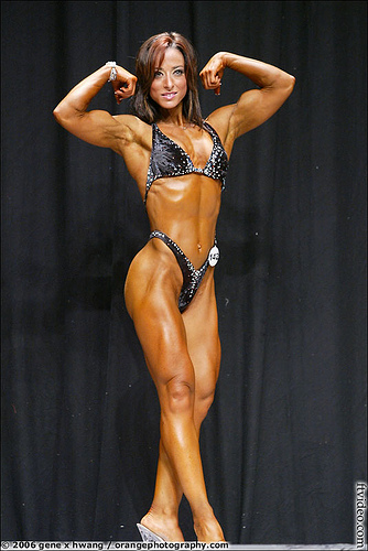 Jodi Miller is switching from figure to bodybuilding!