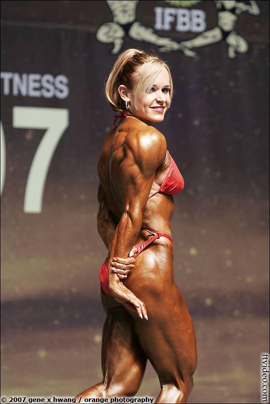 Slovakia Female Bodybuilderes