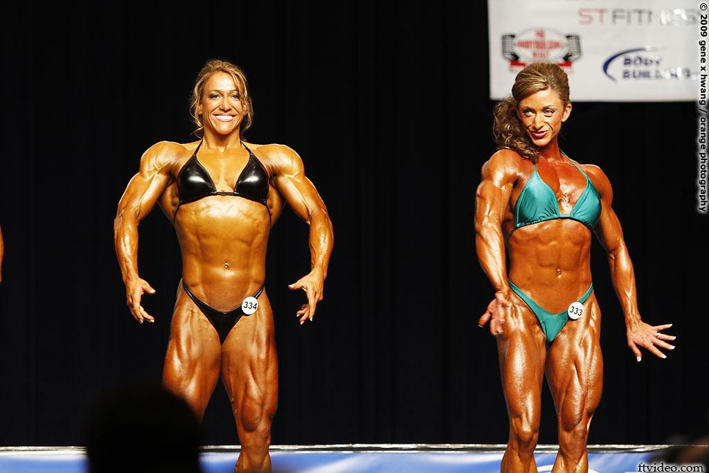Sarah Hayes Biceps