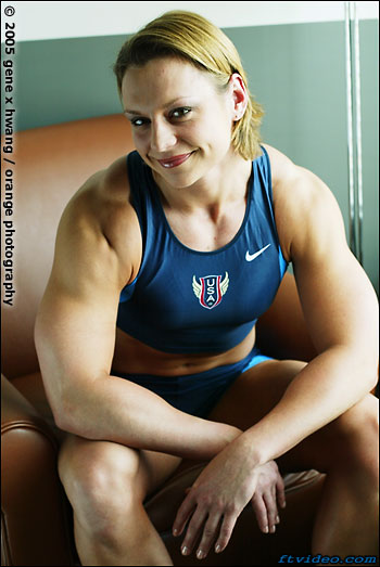 GeneX Magazine > female muscle, shawna walker, larissa reis