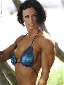 FTVideo.com female bodybuilders flexing, video clips ...  FTVideo.com fem...